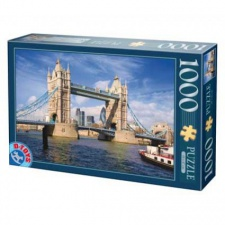 Puzzle 1000db-os LONDON Tower Bridge